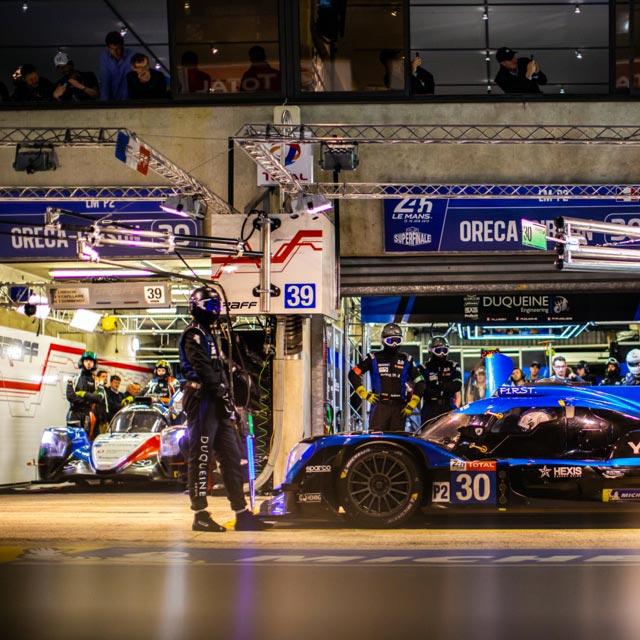 Visuel offre - 24h du Mans VIP