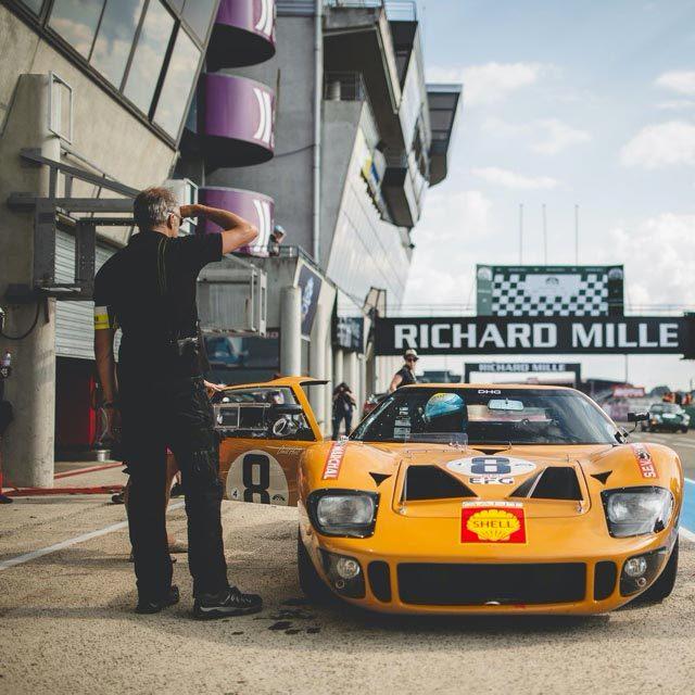Visuel offre - Le Mans classic VIP Panoramique