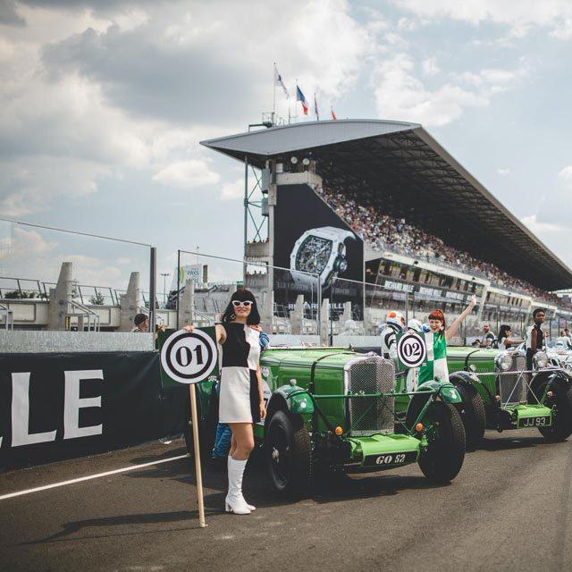 Visuel offre - Le Mans classic VIP Privilège